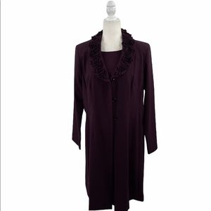Julian Taylor dress with jacket B6